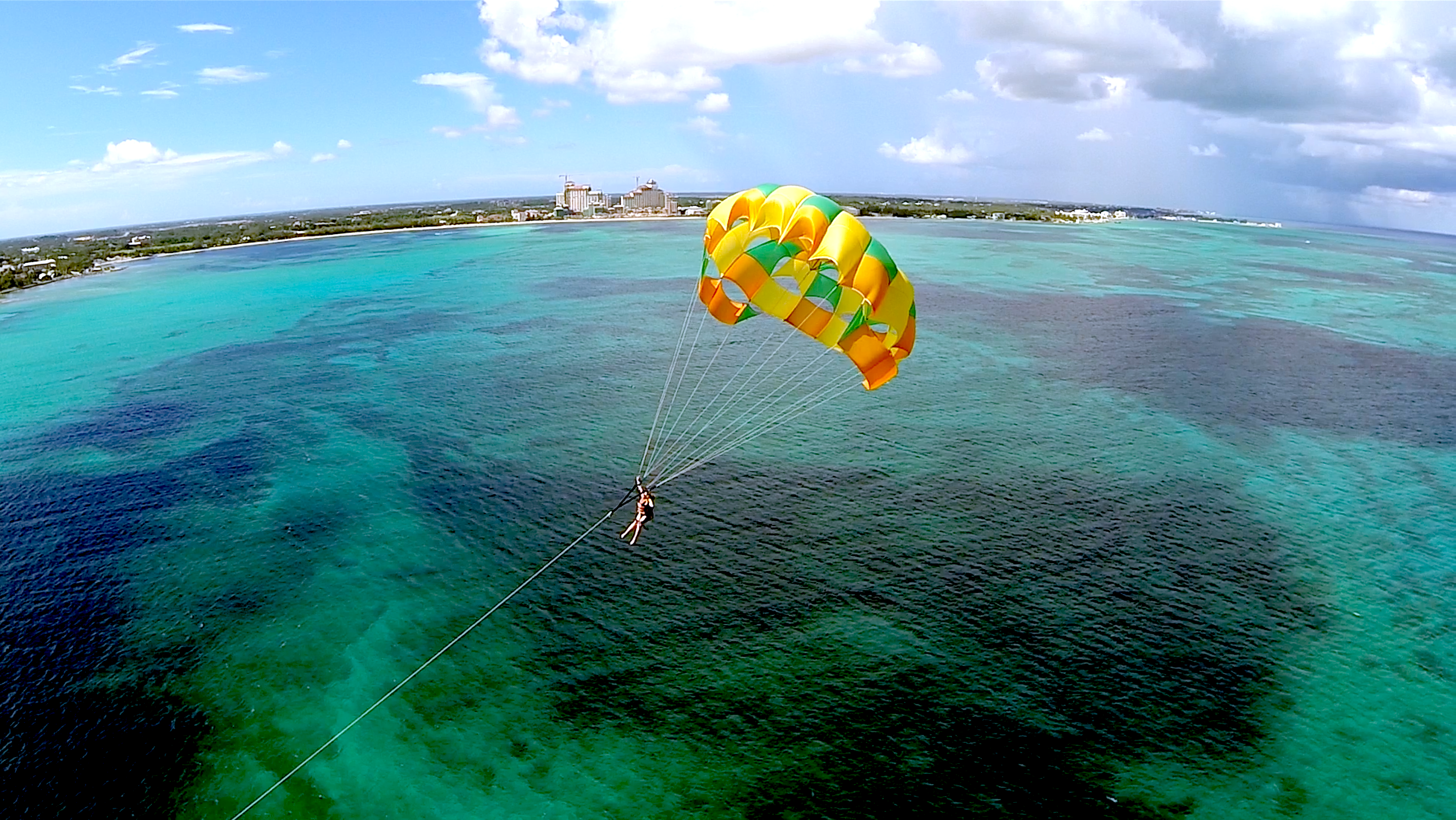 Go Parasailing In Miami And Enjoy Breathtaking Views At 1000ft Call 305 705 0007