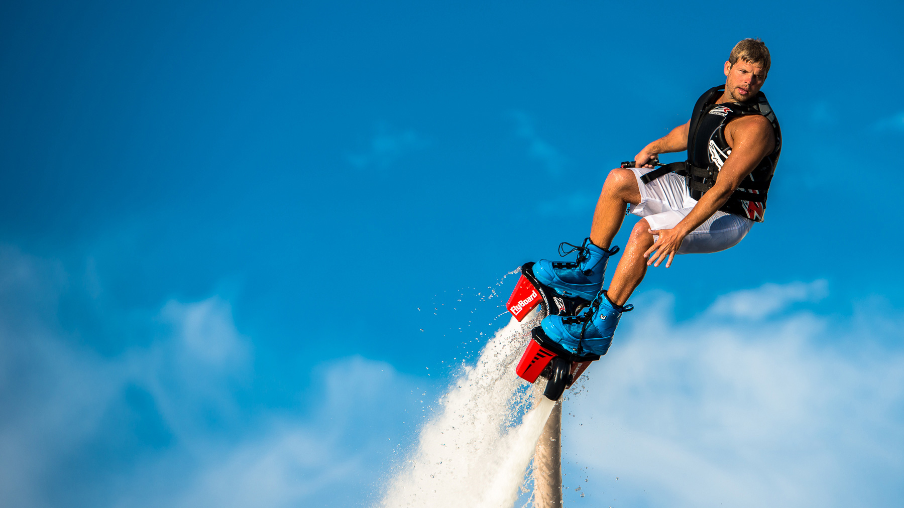 Flyboard Miami Beach With Wahooa