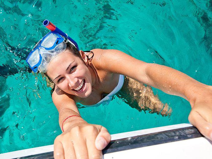 Key Largo Florida snorkeling